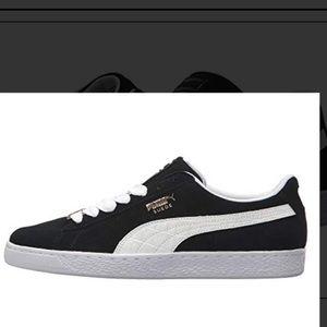 PUMA Men's Retro Suede Sneakers Shoes